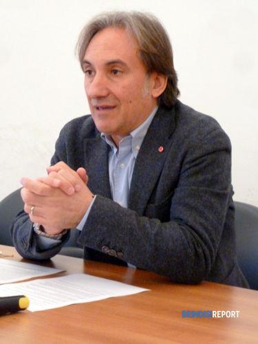 Domenico Conte durante la conferenza stampa-2