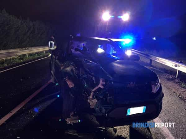 Incidente Brindisi-Tuturano 2-2-2
