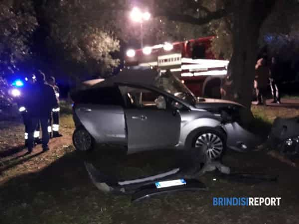 Incidente mortale Torchiarolo 3-2