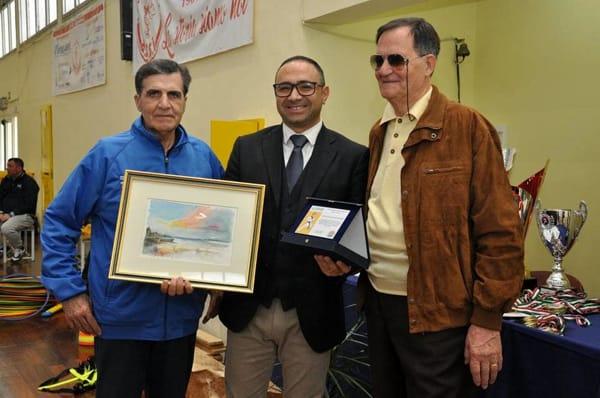 Spinelli con il Presidente Montanaro e Angelo Ciullo-2