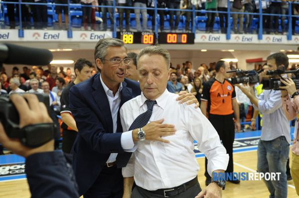 Nando Marino e Piero Bucchi