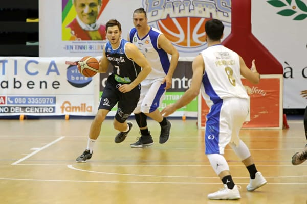 Molfetta - Dinamo 1-2