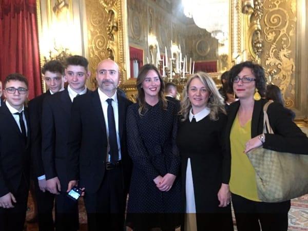 Liceo Simone Durano premiato a Roma (5)-2
