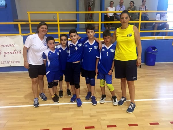 Casale Volley under 12-2