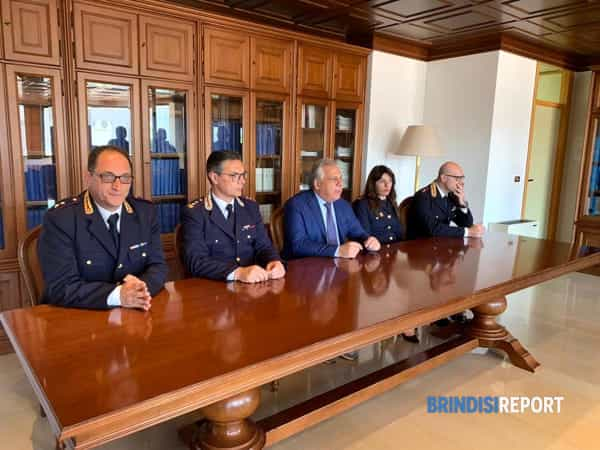 Da sinistra, Giancarlo Nigro, Vincenzo Maruzzella, Ferdinando Rossi, Rosalba Cotardo, Antonio Sfameni 2-2