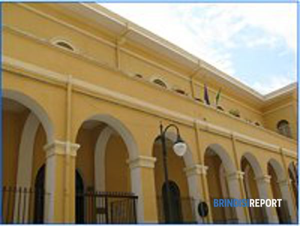La sede del Marconi di Brindisi