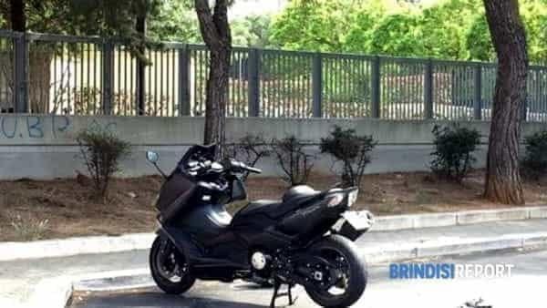 Sparatoria Bozzano, lo scooter T Max-3-2-2-2-2-2-2-2-2