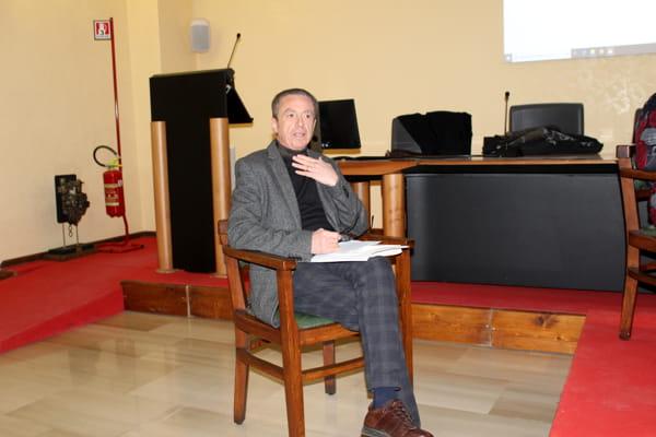Il giornalista Renato Rubino-2