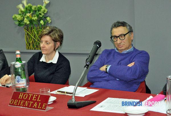 Alessandra Amoruso e Vittorio Bruno Stamerra
