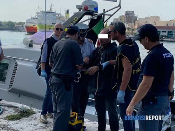 Scafista di fasano sbarco migranti curdi-2