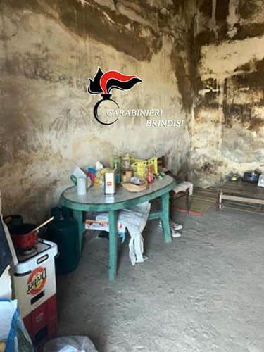 SAN PANCRAZIO S. interno fabbricato rurale-2