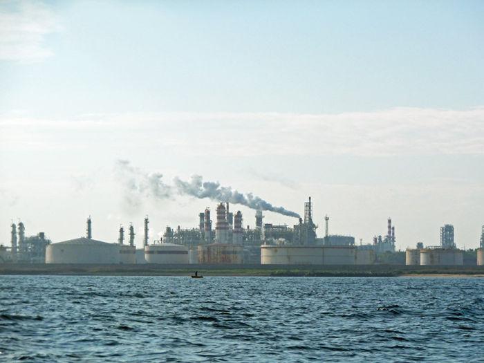 Petrolchimico di Brindisi - Il cracker-2