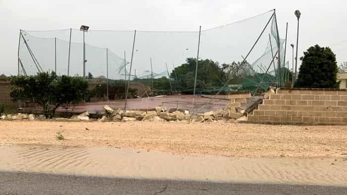 tempesta 11-12 novembre 2019 - Mesagne-2