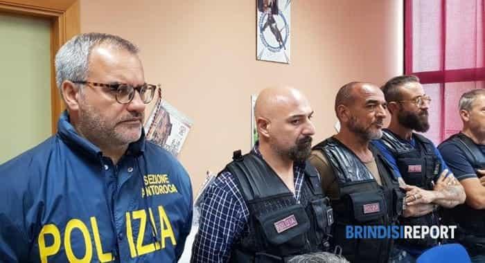 squadra mobile - conferenza stampa nuovi arresti indagine omicidio carvone-2