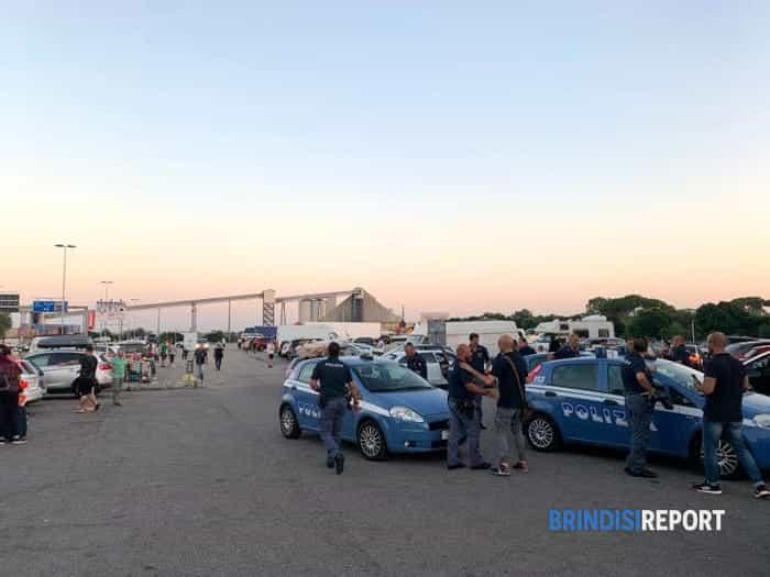 passeggeri Brindisi bloccati avaria Prince 2019 - 5-2