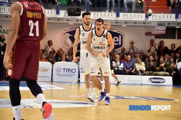 happy casa brindisi - reyer venezia 3nov2019 - 3-2
