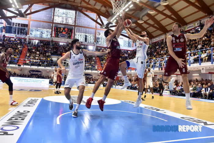 happy casa brindisi - reyer venezia 3nov2019 - 4-2