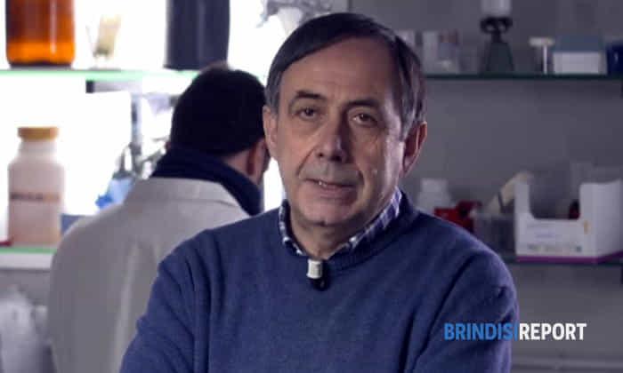 Il professor Donato Boscia 4-2