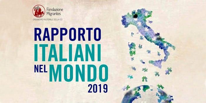Italiani nel Mondo 2019-2