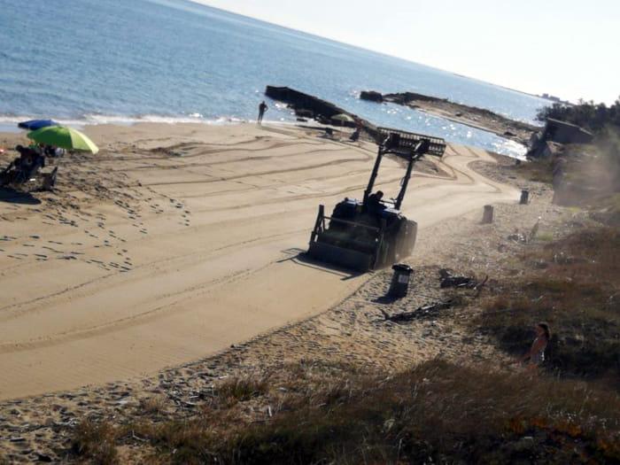 pulizia spiagge e strade ferragosto 3-2