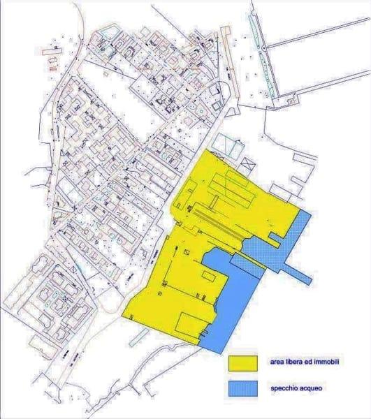 Area concessione ex cantieri Cbs - Damarin-2