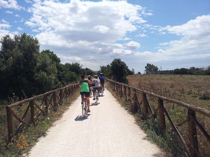 Un percorso cicloturistico in Valle d'Itria-2