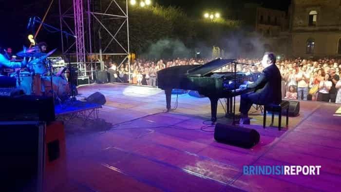 Concerto Raphael Gualazzi a Brindisi 2-2-3