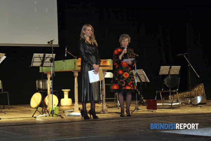 Da sinistra, Nancy Squitieri e Rossella Perricone-2