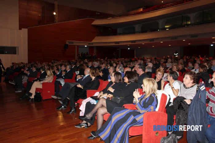 Il pubblico della serata di beneficenza-2