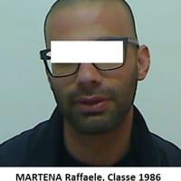 MARTENA Raffaele, Classe 1986-2