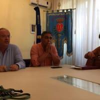 Riccardo Rossi, Oreste Pinto e Tiziana Brigante-2