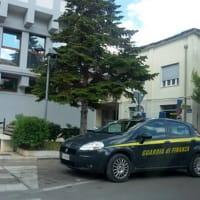 Guardia di finanza al municipio di San Pietro Vernotico-2