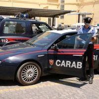 Una radiomobile dei carabinieri di Brindisi