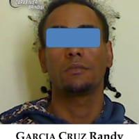 Garcia Cruz Randy classe 1992-2