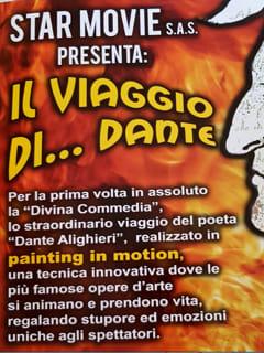 Locandina - Il viaggio di Dante-2