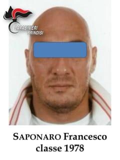 Saponaro Francesco classe 1978-2