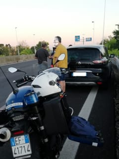 Incidente svincolo 379 2-2