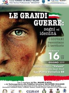 Locandina Le Grandi Guerre-3